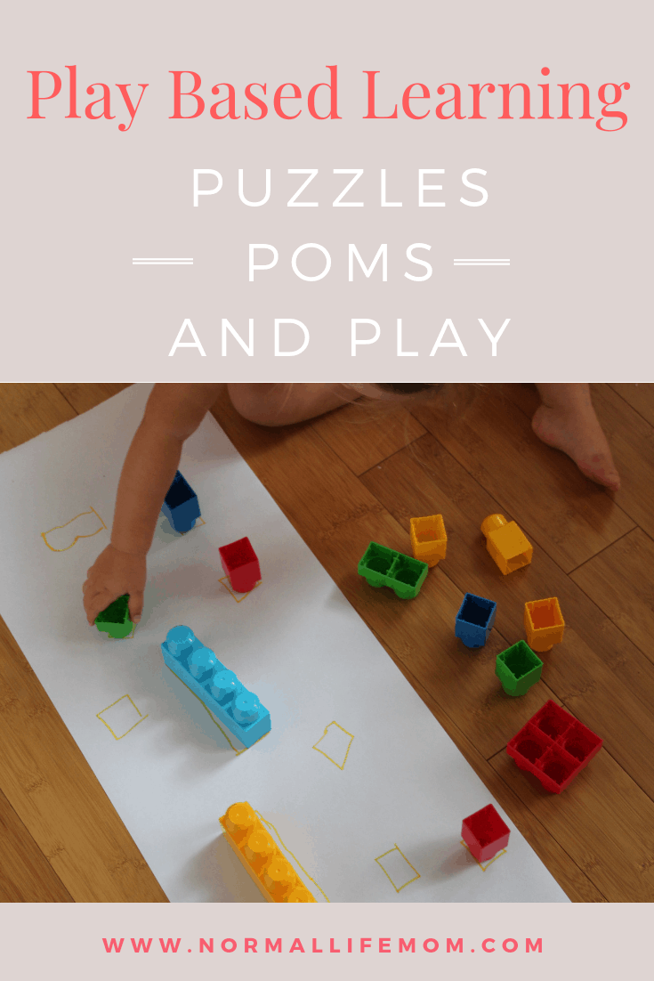 Play based learning activity