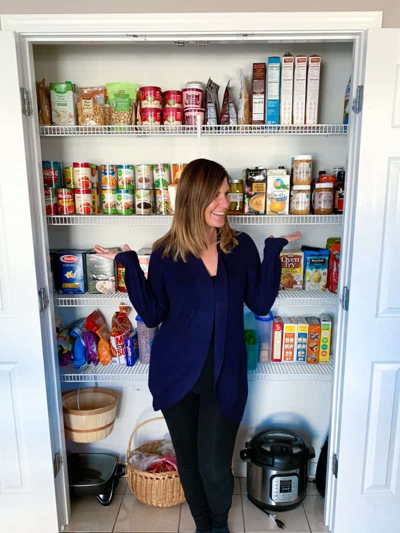 How To Organize Your Pantry & Keep It Clean. Organization Ideas for the Home