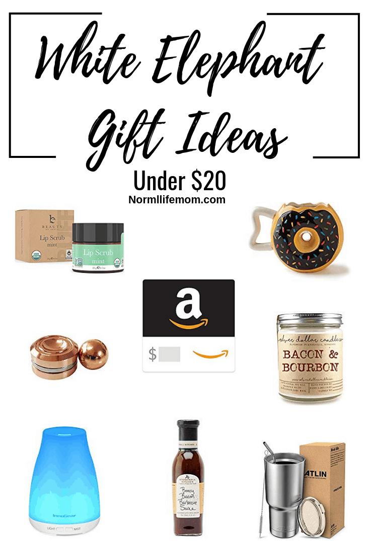 White Elephant Gift ideas under $20