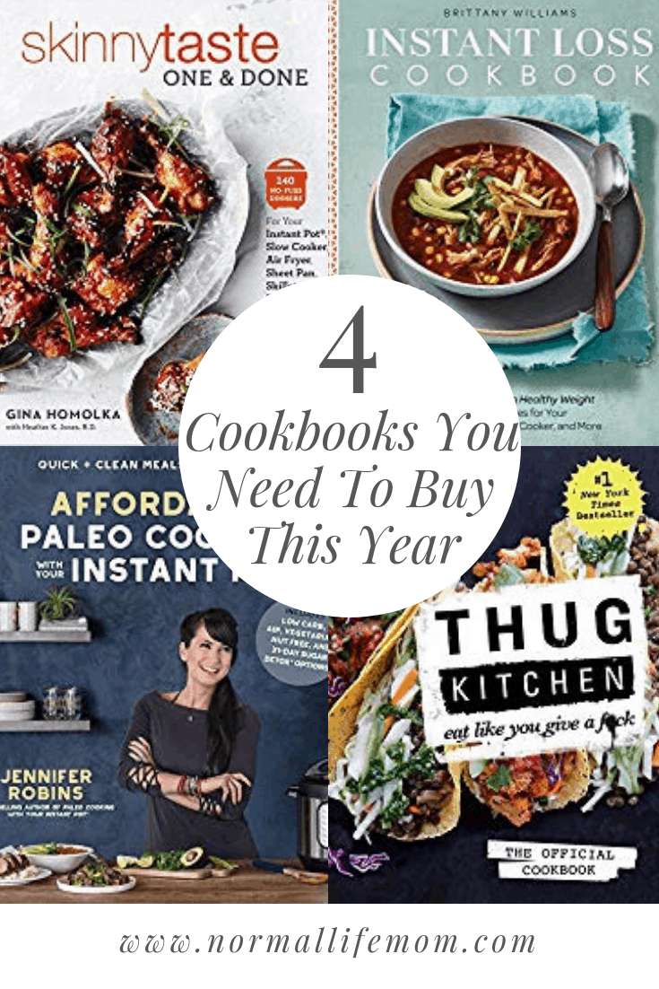 Paleo, Instant Pot, vegan and weight watchers cookbooks. Great cookbooks for all cooking types. Healthy and delicious recipes.