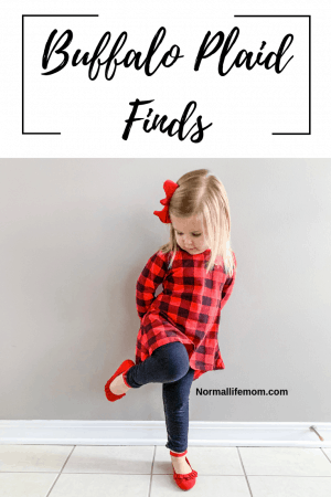 Buffalo Plaid Finds