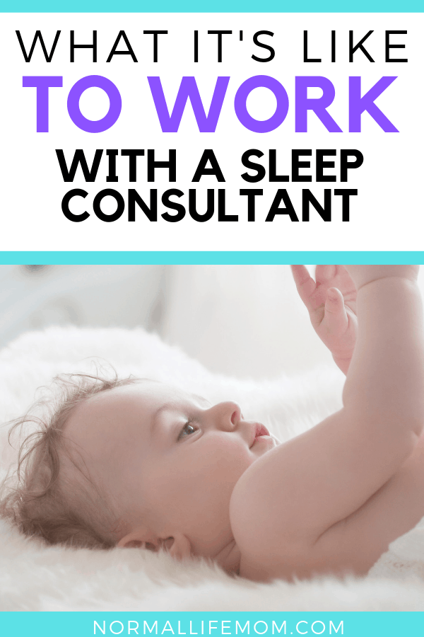 What it's like to work with a pediatric sleep consultant