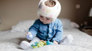 12 Things To Remember When Baby Is In A Helmet