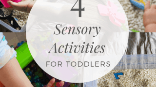 Indoor Sensory Boxes For Toddlers