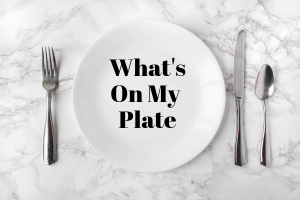 What's On My plate. Easy and delicious ideas for breakfast, lunch and dinner. Meal ideas to get you through the day #lunchideas #dinnerideas #breakfastideas #healthyeating #glutenfree