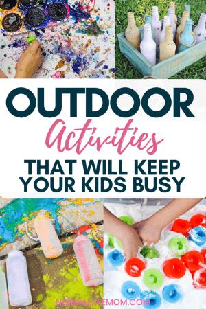 outdoor activities for preschoolers