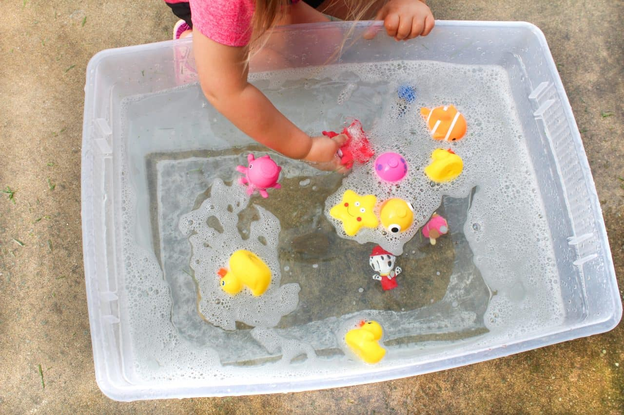Fun summer activities for toddlers and preschoolers