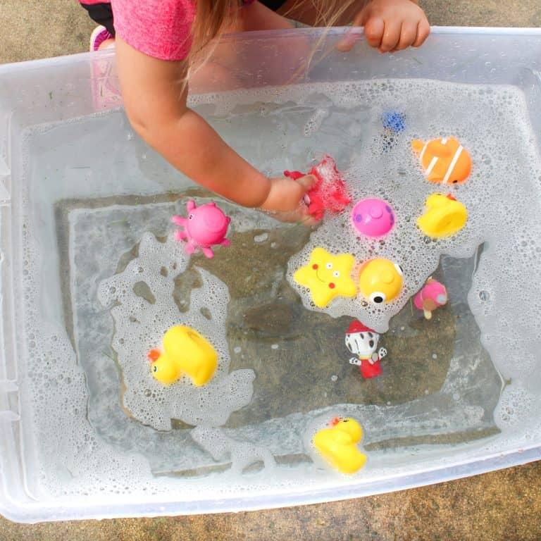Fun summer activities for toddlers and preschoolers