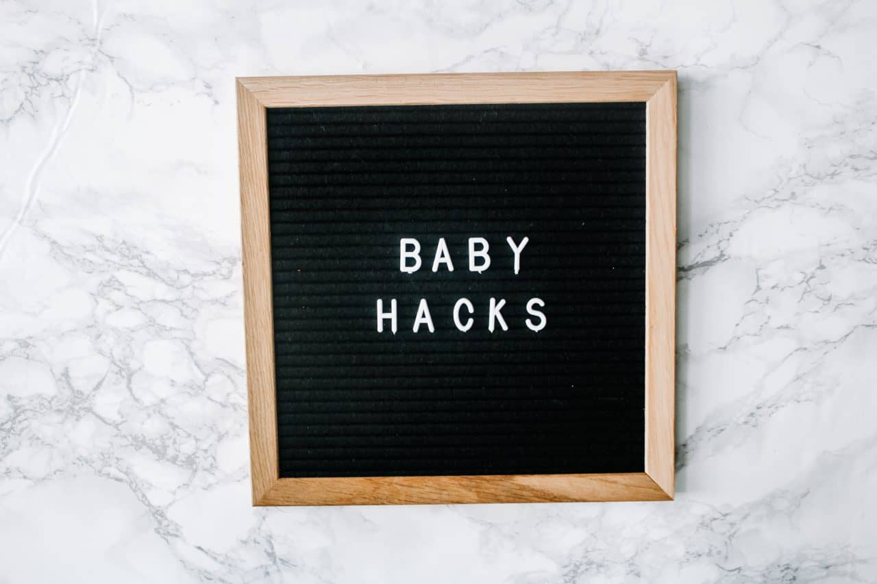 The best baby tips, tricks, and hacks for the first year