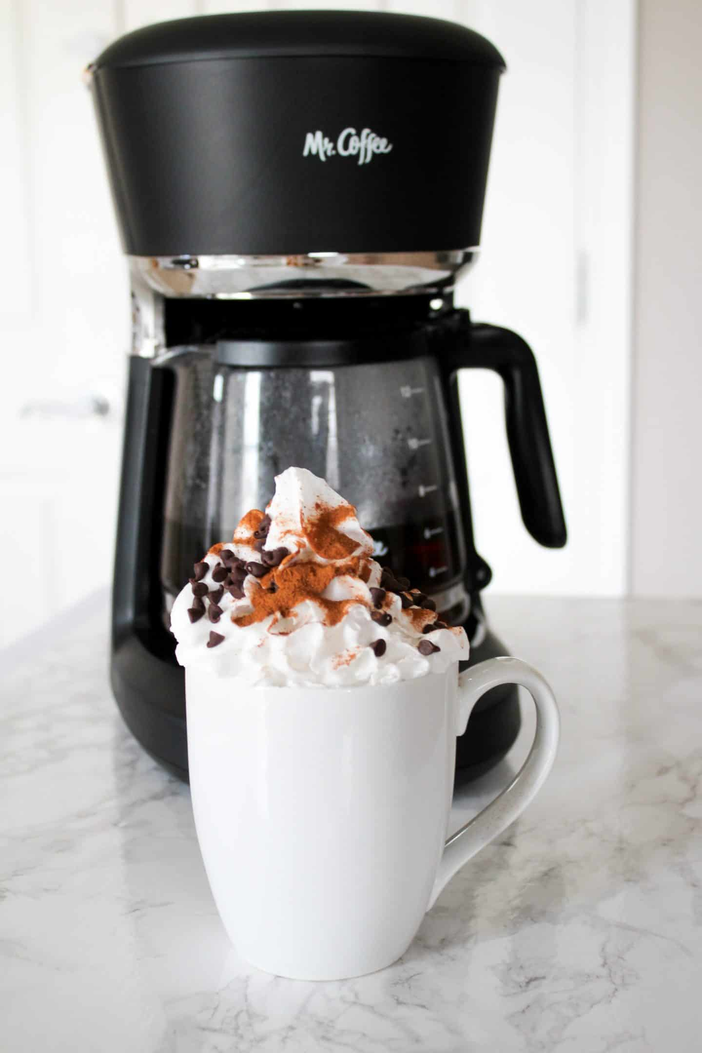 dairy free coffee