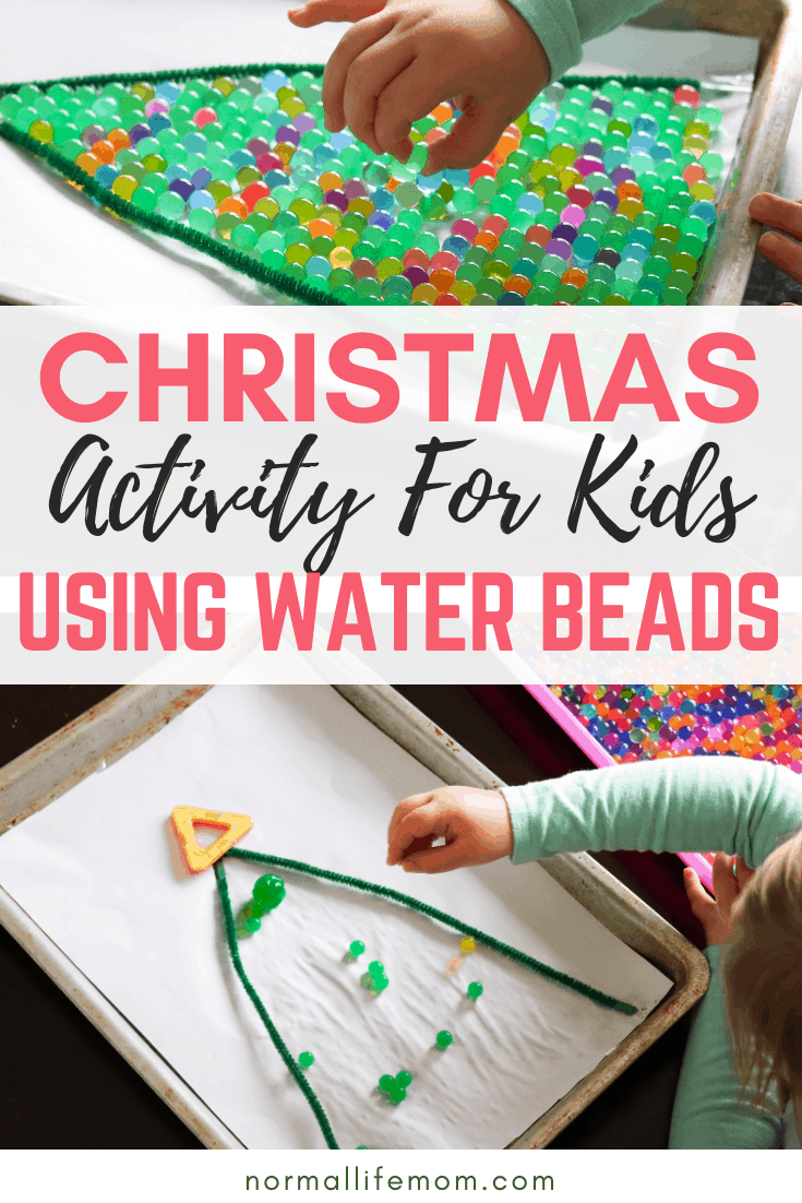 Preschool christmas activity for kids. A fun and easy way to create and decorate a christmas tree #preschoolchristmas #christmascraft #christmasactivities #kidactivities #christmas