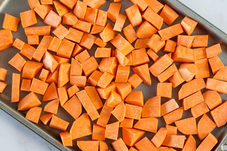 roasted sweet potatoe recipes