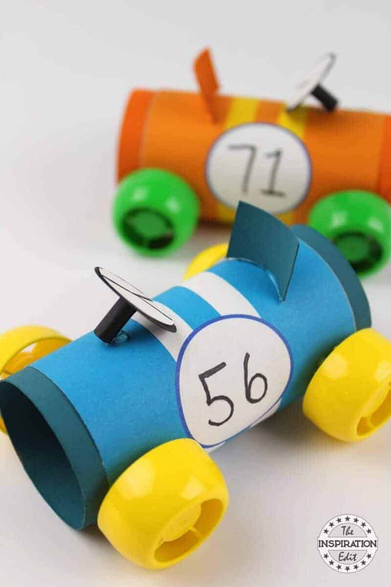 paper car craft